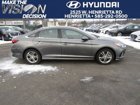 New 2019 Hyundai Sonata Limited FWD Sedan